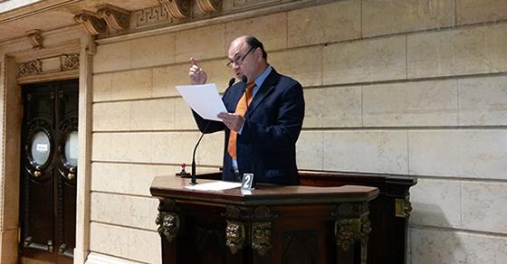 Cesar Maia Plenário Câmara