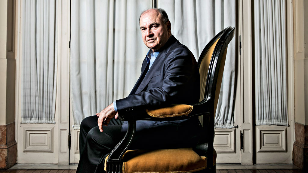 Cesar Maia em entrevista à revista ISTO É